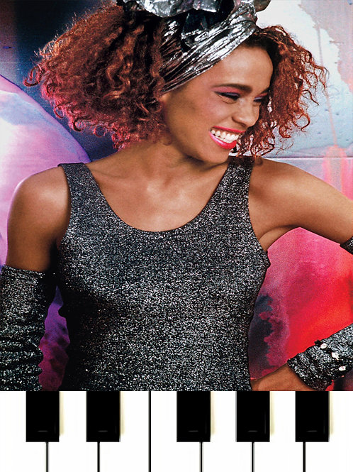 Whitney Houston - How Will I Know MIDI