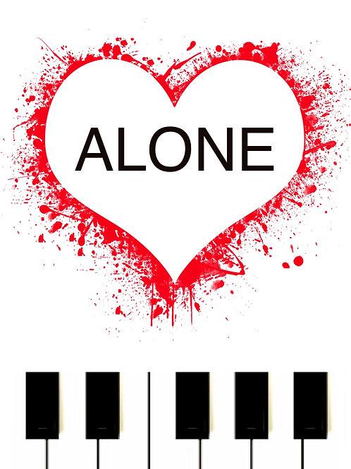 Heart - Alone Sheet Music