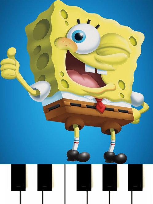 Agua Theme From Sponge On The Run Sheet Music