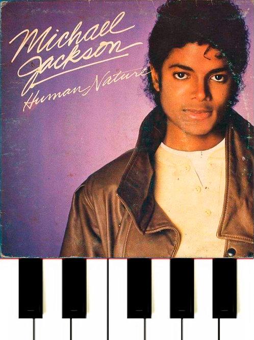 Human Nature - Michael Jackson Midi