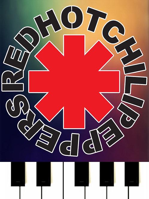 Red Hot Chili Peppers - Dani California MIDI