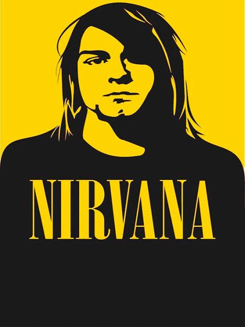 Nirvana  - Lithium MIDI