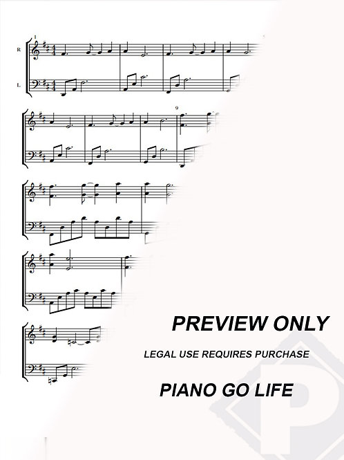 Van Halen - When It's Love Sheet Music