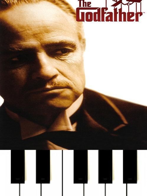 The Godfather Theme - MIDI