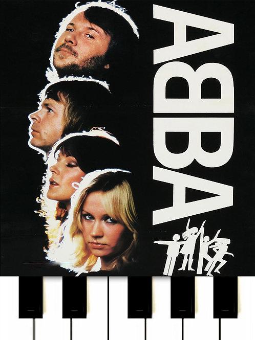 ABBA - The Winner Takes It All MIDI