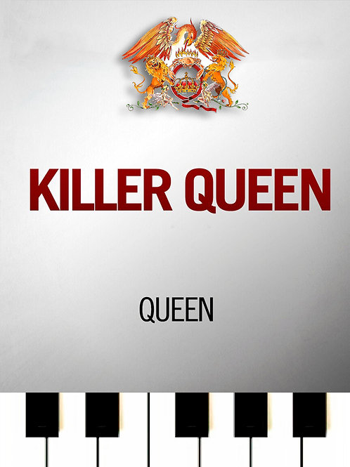 Queen - Killer Queen MIDI