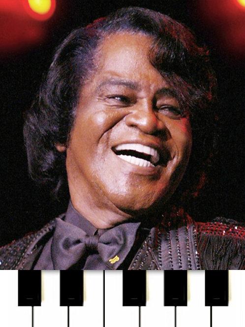 James Brown - I Feel Good MIDI