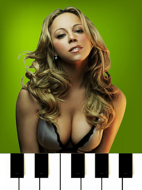 Mariah Carey - Always Be My Baby MIDI