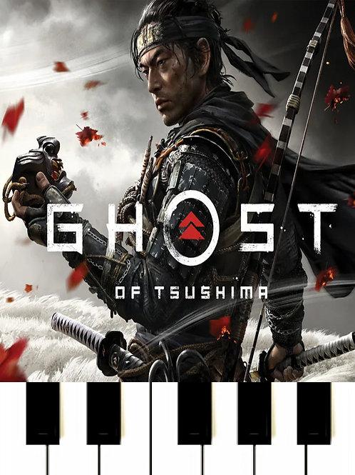Ghost of Tsushima Main Theme MIDI