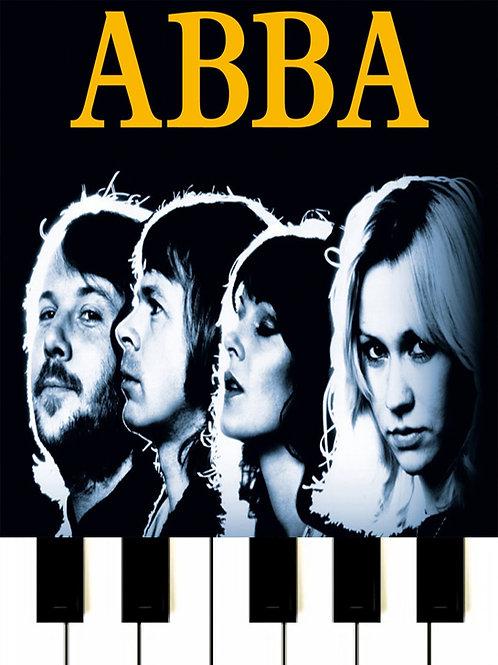 ABBA - Dancing Queen MIDI