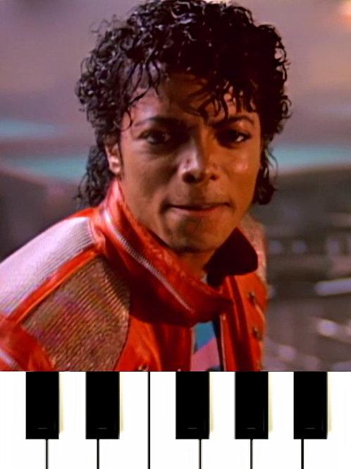 Michael Jackson - Beat It MIDI