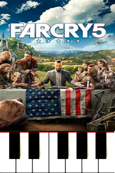 Far Cry 5 Theme Song Midi