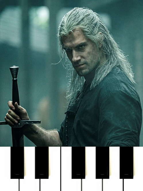 Toss A Coin To Your Witcher Sheet Music