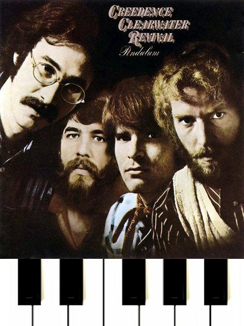 Creedence Clearwater Revival: Have You Ever Seen The Rain? MIDI