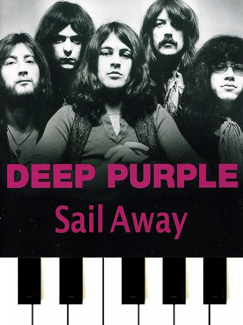 Deep Purple - Sail Away Sheet Music
