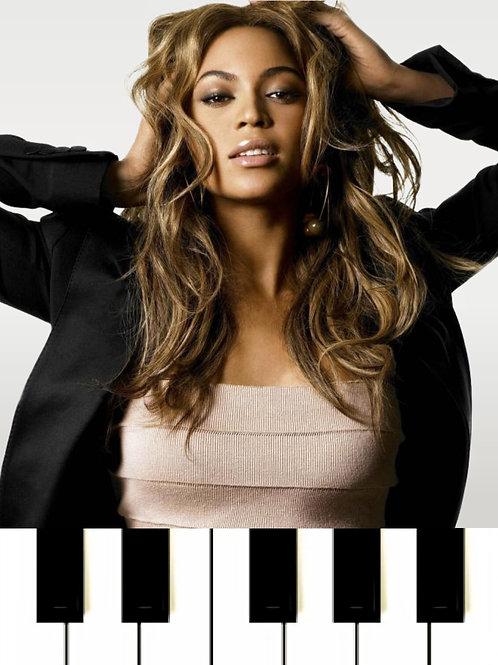 Beyoncé - Halo MIDI