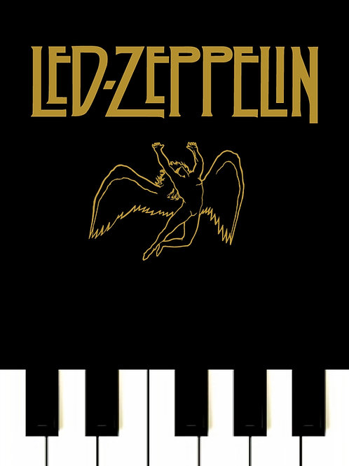 Led Zeppelin Stairway To Heaven MIDI