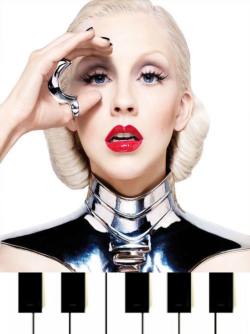 Christina Aguilera - Lady Marmalade MIDI