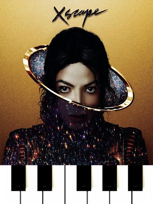 Michael Jackson - Love Never Felt So Good MIDI