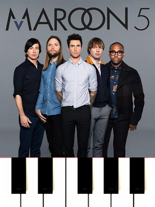 Maroon 5 - Memories MIDI