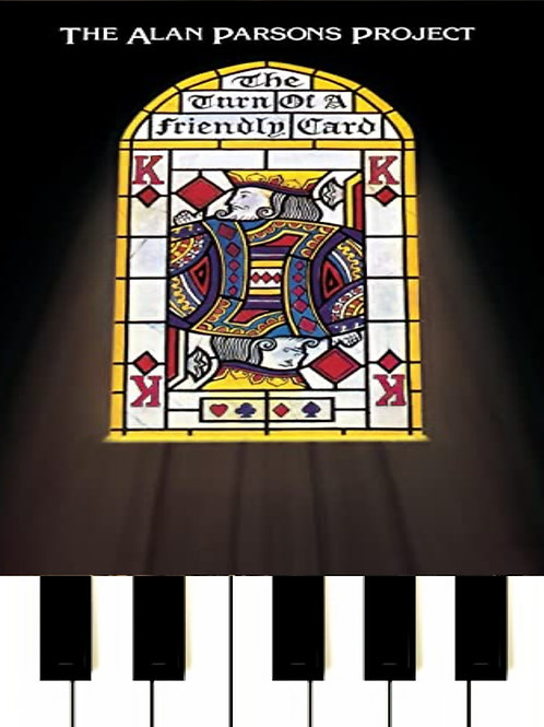 Alan Parsons Project - The Turn Of A Friendly Card Sheet Music