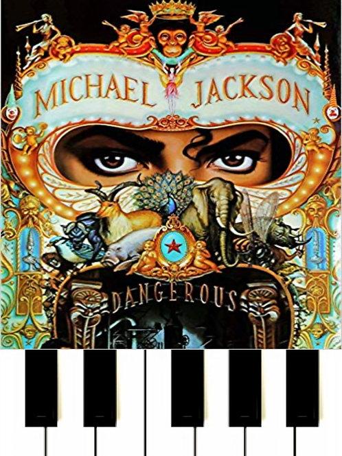 Michael Jackson - Who Is It MIDI