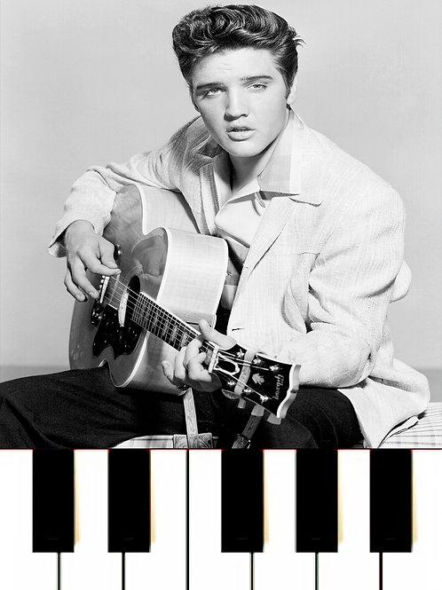 Elvis Presley - My Love Sheet Music