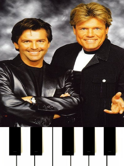 Modern Talking - You're My Heart, You're My Soul MIDI