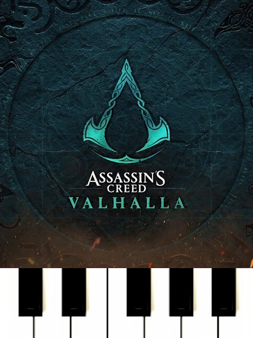 Assassin's Creed Valhalla Soul Of A Man MIDI