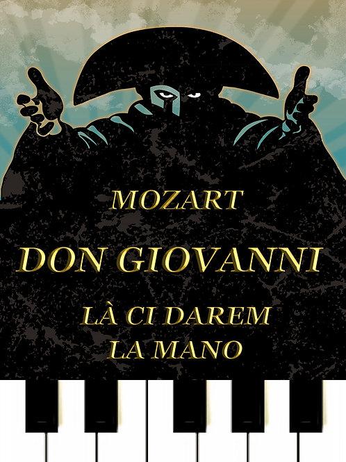Mozart - Don Giovanni - Là ci darem la mano MIDI