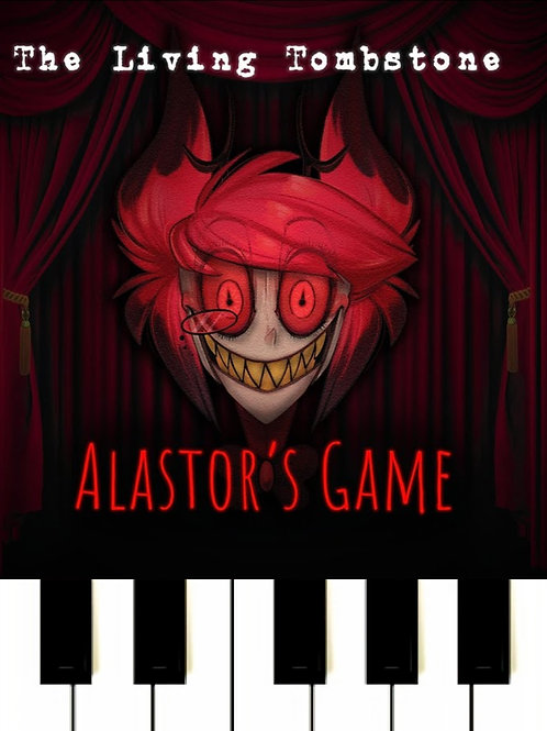 The Living Tombstone - Alastors Game MIDI