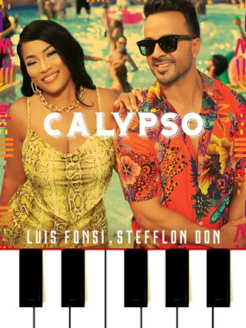 Calypso - Luis Fonsi, Stefflon Don Midi