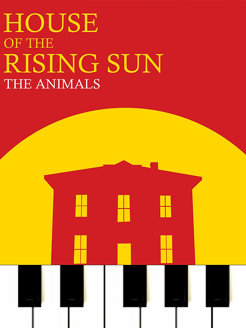 The Animals - The House Of The Rising Sun MIDI