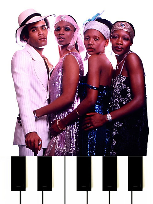 Boney M. - Ma Baker Sheet Music