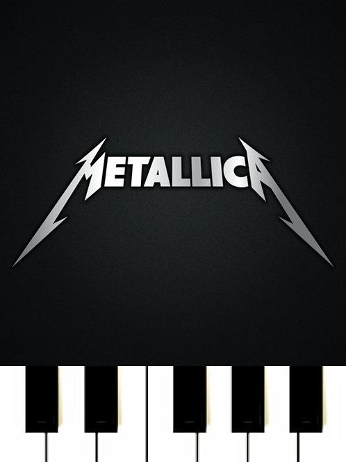 Metallica - The Unforgiven Sheet Music