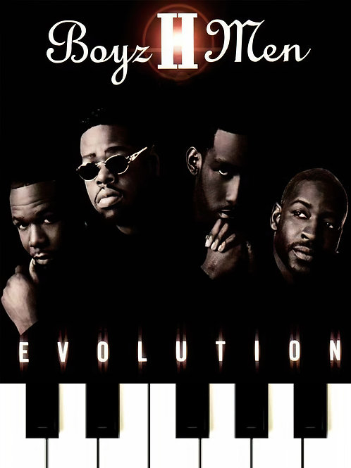 Boyz II Men - End Of The Road Sheet Music