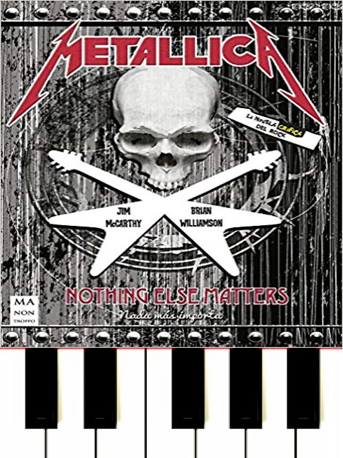 Metallica - Nothing Else Matters Sheet Music