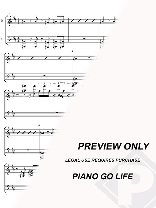 Hercules - The Gospel Truth Sheet Music