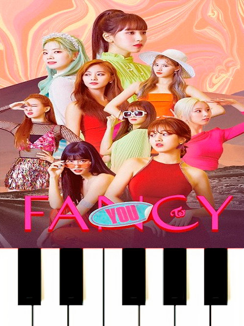 "TWICE ""FANCY""MIDI"