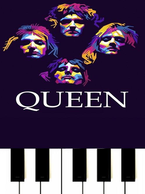 Queen - I Want To Break Free Sheet Music