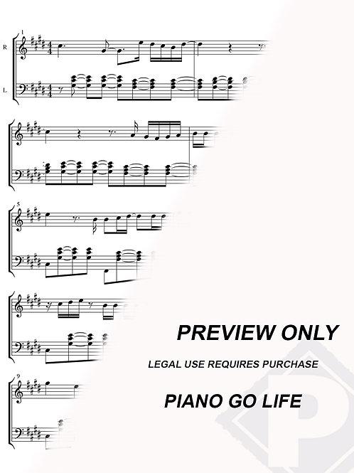KAROL G - BICHOTA Sheet Music