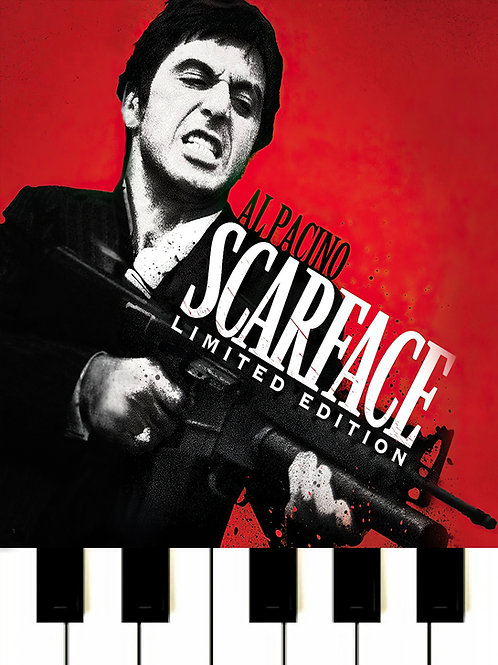 Scarface - Main Theme MIDI