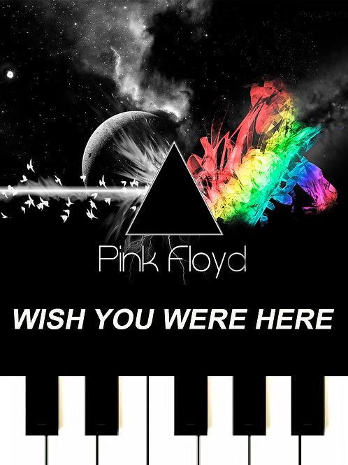 Pink Floyd - Wish You Were Here MIDI