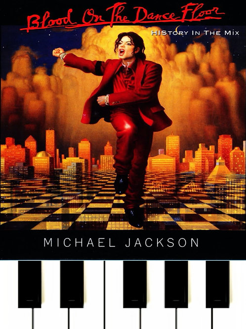 Michael Jackson - Blood Of The Dance Floor MIDI