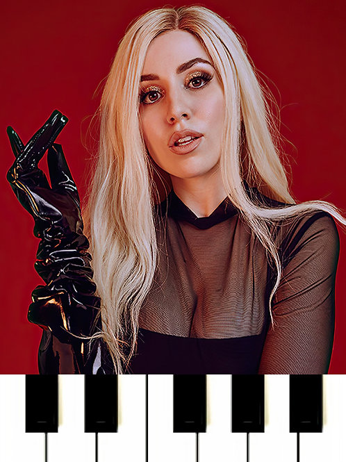 Ava Max - Take You To Hell Sheet Music