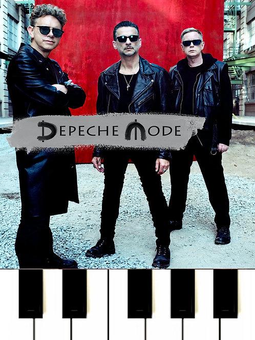 Depeche Mode - Enjoy The Silence MIDI