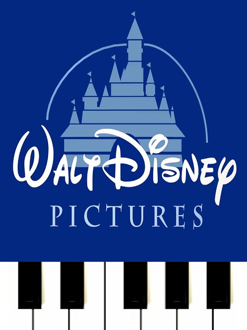 Disney INTRO Sheet Music