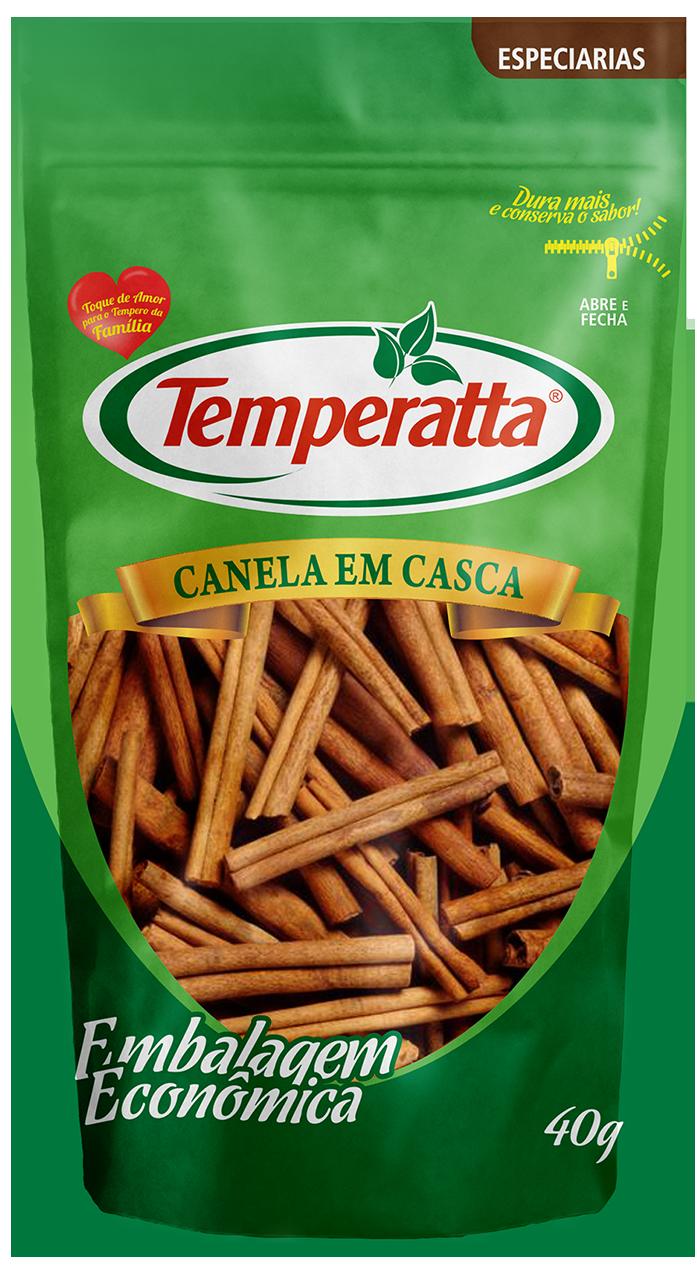 CANELA COM CASCA 40g