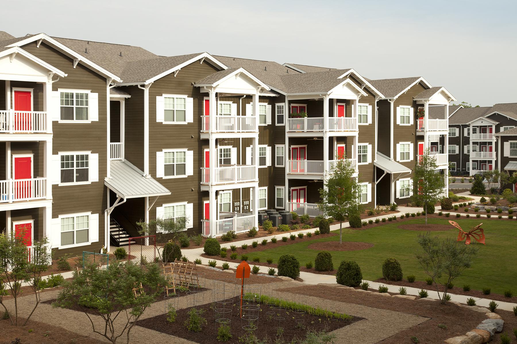 Swallowtail Apartments, Columbus, GA