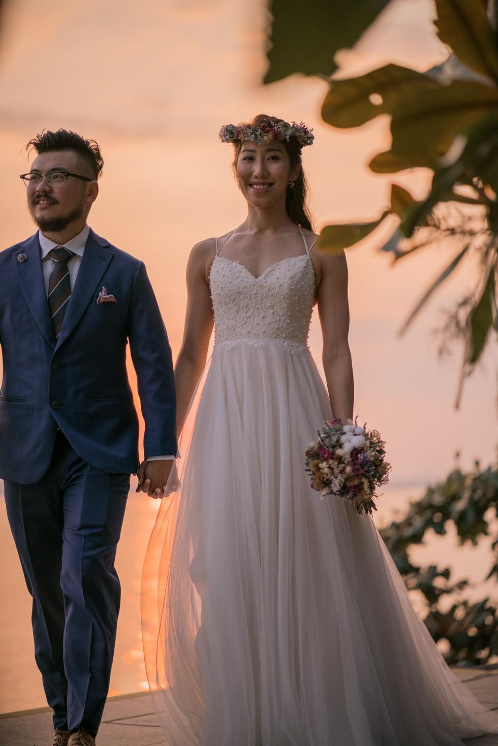 Sheena & Kenneth _ Coney 718am Wedding P